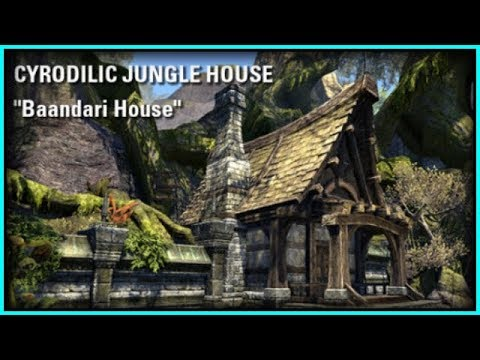Eso Room Tours Cyrodilic Jungle House Player Houses From