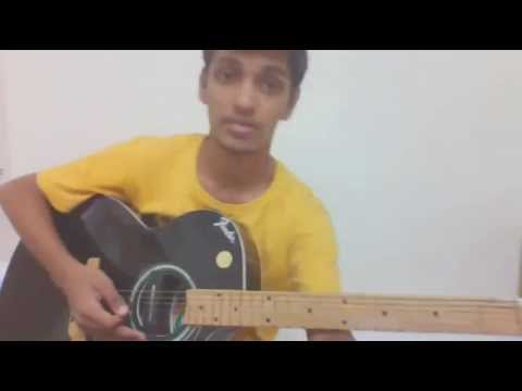 O My Friend guitar cover from Happy days