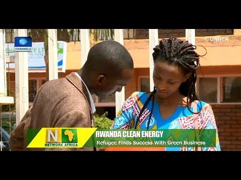 Rwandan Refugee Finds Success With Green Business |Network Africa|