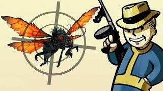 Тридогнайт о монстрах Fallout 4
