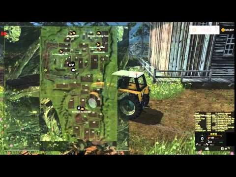 Map Review of Vieille France ver 1.5 for Farming Simulator 15