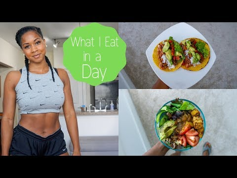 What I Eat In A Day As A Vegan