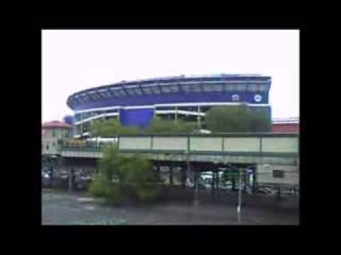 Shea Goodbye- Final game and Demolition of Shea Stadium 2008