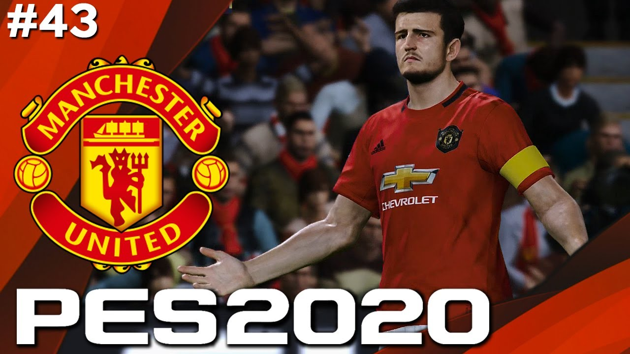 PES 2020 Manchester United Master League 43 FRUSTRATING TIMES