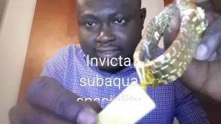 Invicta subaqua speciality