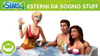 The Sims 4 Esterni da Sogno Stuff: trailer ufficiale