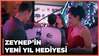 Zeynep Kerem E Yeni Yıl Hediyesini Partide Verdi Güneşi Beklerken 26 Bölüm