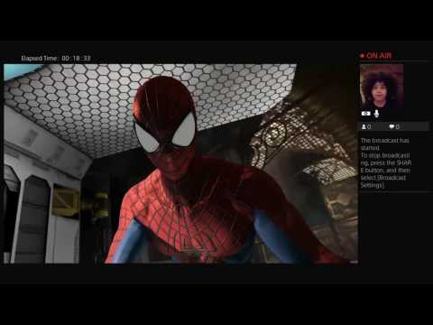Golden Gamer and Spiderman are friends!