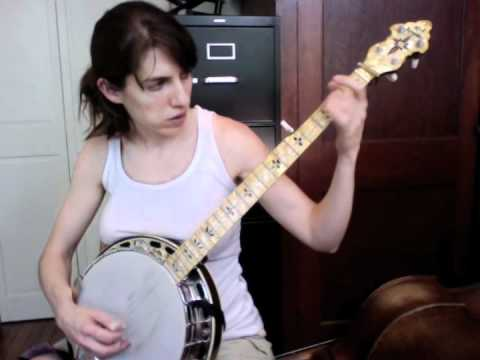 nashville blues - excerpt from the custom banjo lesson from the murphy method