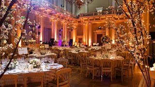 Behind the scenes: Luxury wedding,  London