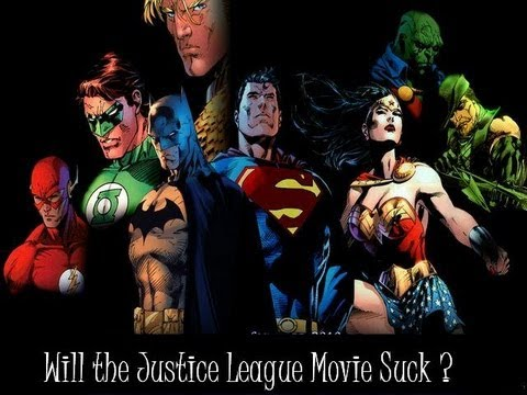 RANT: Will DC Ruin the Justice League Movie ?