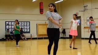 Nagada Sang Dhol - Ram Leela || Ishita Singla || Easy Bollywood Choreography