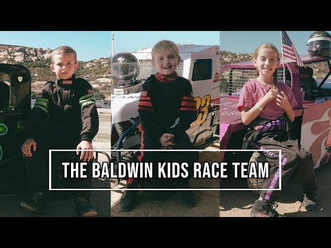 The Kids of Barona Speedway | A Family Race Team