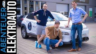 Abenteuer Elektroauto: Hyundai Kona abholen (Teil 1)