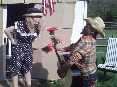 Roland Parker.Love in the outhouse.(Me&Elee May)