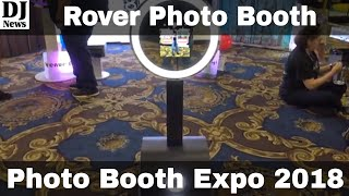 The Rover Photo Booth From Atlanta Photo Booth from Photo Booth Expo | Disc Jockey News