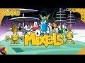 Mixels - Gameplay Walkthrough All Levels - Lego Mixels Games