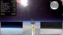 pallone stratosfera infrarossi