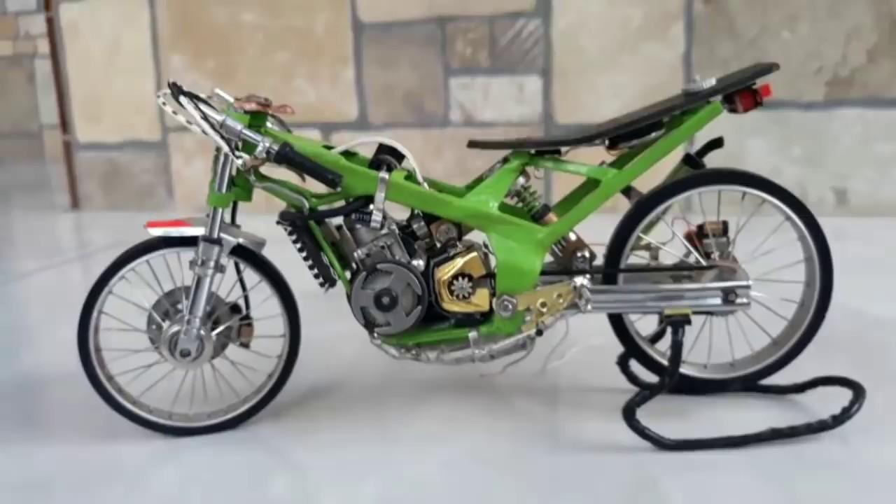 41 Top Terbaru Gambar Motor Drag Miniatur