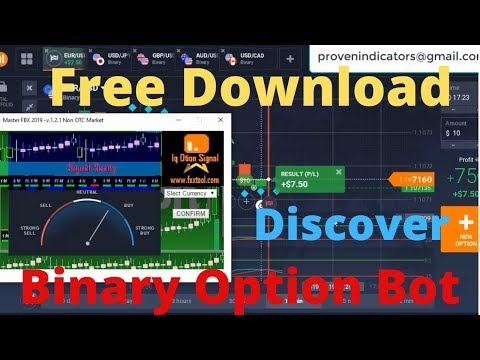 Free Download IQ Option Bot | Binary Option Robot | No Need To Analyze The Market