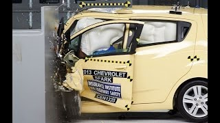 Chevrolet Spark,Matiz - Crash Test.wmv