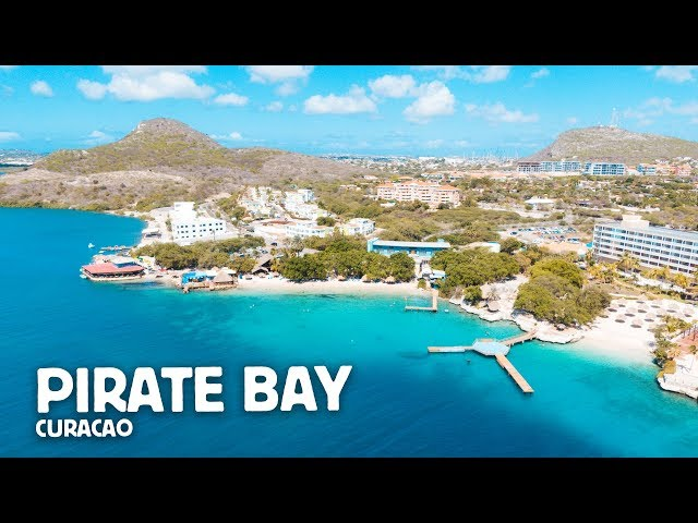 PIRATE BAY BEACH CURAÇAO