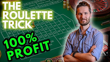 The Roulette Trick - How To Get Guaranteed Profit | Best Roulette Strategy [ONLINE CASINO]