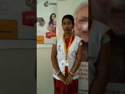 Orion Edutech PMKK West Tripura Sewing Machine Operator Trainee Jayanti Shil