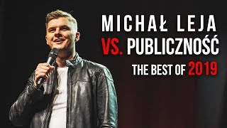 MICHAŁ LEJA vs. publiczność (THE BEST OF 2019) | Stand-Up