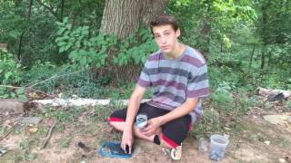 a great video on how to clean water in minutes other than doing a r...