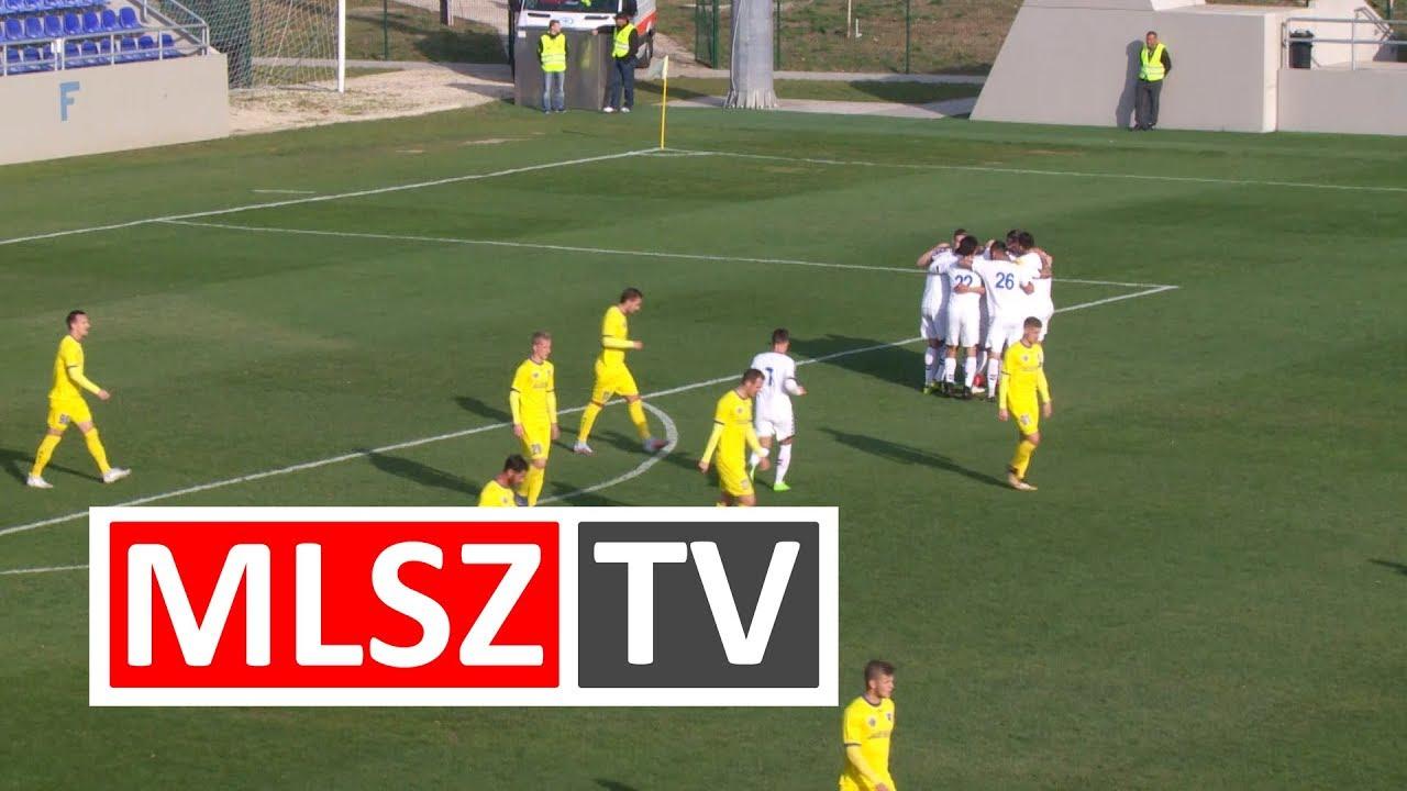 Szolnoki MÁV FC - Gyirmót FC Győr |3-1 (2-0) | Merkantil Bank Liga NB II.| 16. forduló |