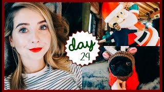 THE BIG DAY IS FINALLY HERE! | VLOGMAS