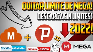 DESCARGAR DESDE MEGA SIN LIMITES!,2019! - SOLUCIONAR ERROR (0.00 KB/S) DE MEGADOWNLOADER!