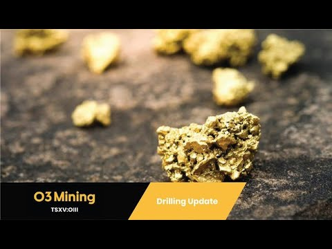 O3 Mining Continues To Expand Simkar As It Intersects 413.0 g/t Au Over 1.2 Metres