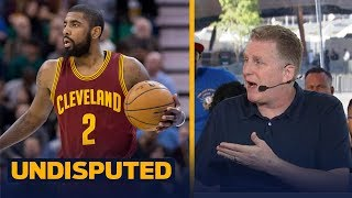 Michael Rapaport says Cleveland won Kyrie Irving - Isaiah Thomas trade | UNDISPUTED