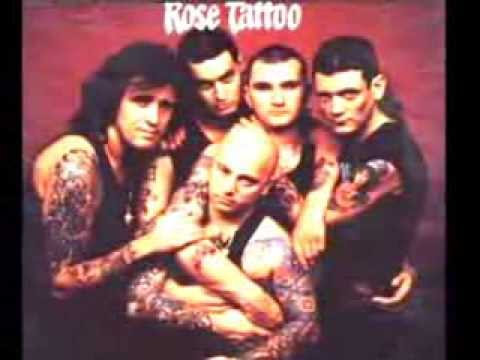 ROSE TATTOO Rock 'N' Roll Outlaw