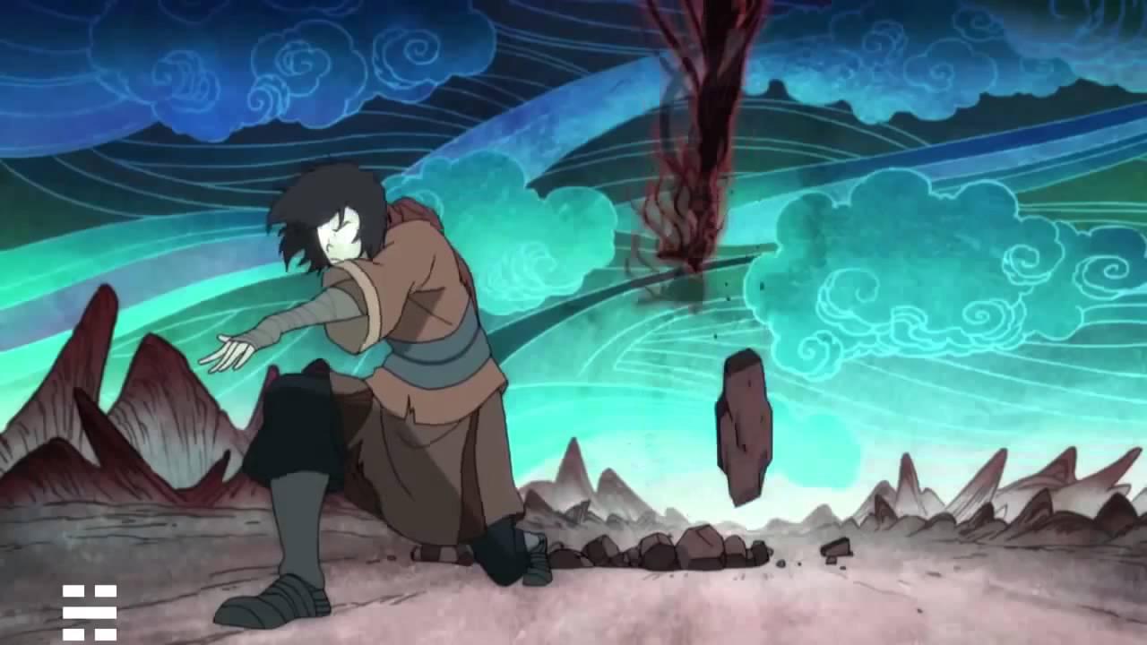 Lok Avatar Wan In Avatar State Hd Youtube