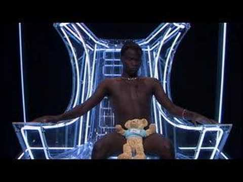 Big Brother 8 UK: 7th Weeks Naked Nominations Part 1