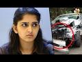 Sanusha clarifies on the car accident rumour Latest Malayalam Cinema News