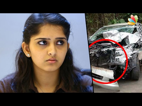 Sanusha clarifies on the car accident rumour | Latest Malayalam Cinema News