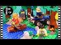 LEGO City Mountain Police 60171 Mountain Fugitives Funny Stop-motion Animation