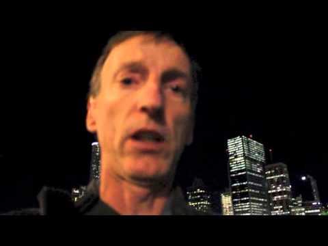 Mick Angelhere's Australia ( Brisbane Cultural night)