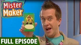 Mister Maker - Series 1, Episode 12