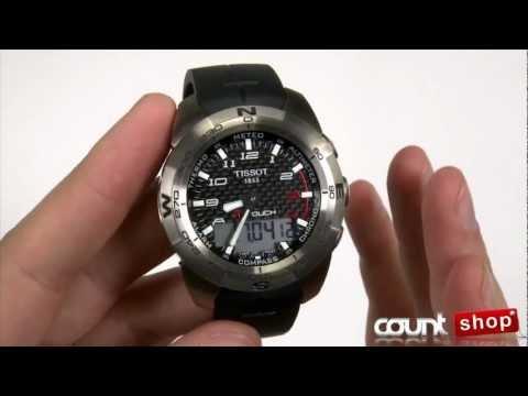 Tissot T-Touch Expert Titanium T013420472020 - review by DiscountShop