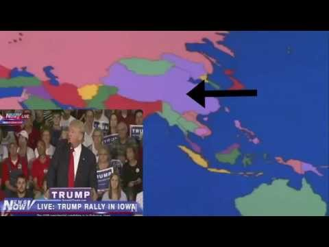 [Poetry] Trump On The World