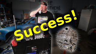 Turbo 3.8L Cayman Engine Build (Porsche M96) - Part 8