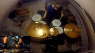 All that remains - A reason for me to fight Drum cover