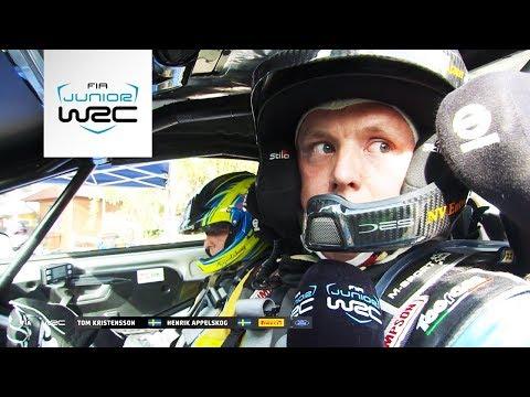 Junior WRC - Neste Rally Finland 2019: Event Highlights
