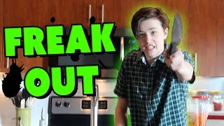 GREATEST FREAK OUT EVER!!!
