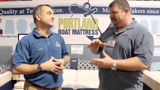Float Off To Sleep With Portland Boat Mattress At The 2014 Toronto Boat Show